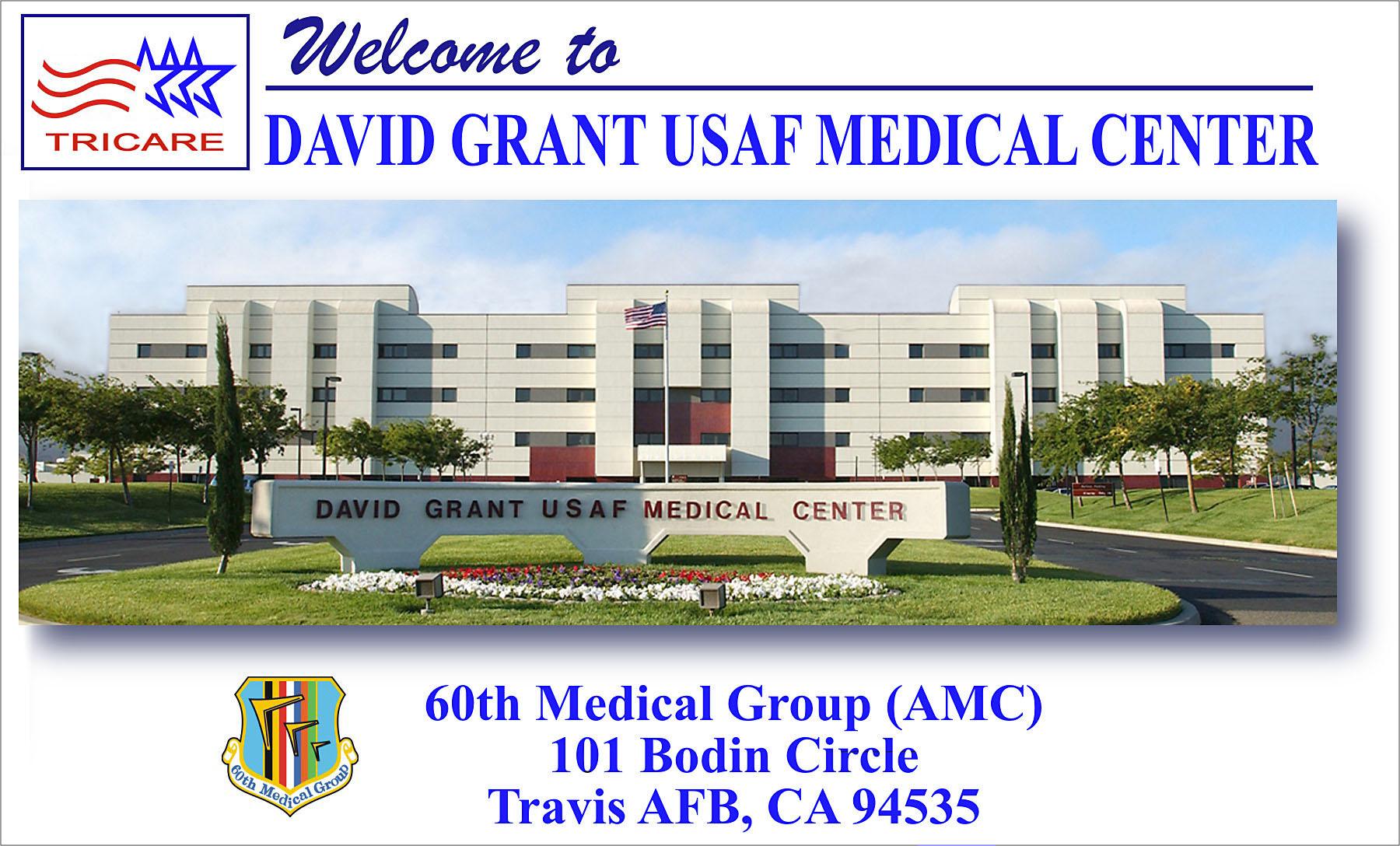 David Grant Medical Center Emergency Room