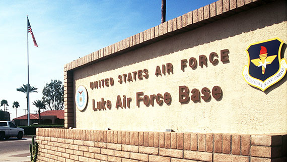 Arizona Air Force Base >> Pcsing Com Base Page